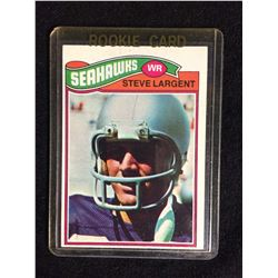 1977 Topps #177 Steve Largent RC Rookie Seahawks