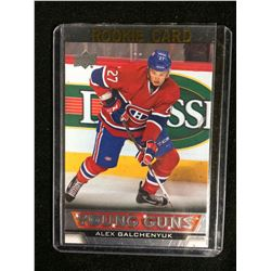 2013-14 Upper Deck #203 Alex Galchenyuk Young Guns RC
