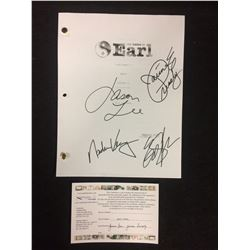"MY NAME IS EARL ""JOY'S WEDDING"" DRAFT AUTOGRAPHED BY JASON LEE, ETHAN SUPLEE, JAIME PRESSLY"