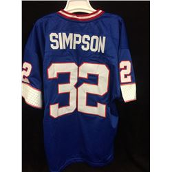 O.J SIMPSON BUFFALO BILLS FOOTBALL JERSEY