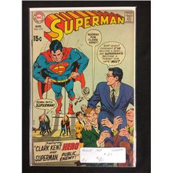 1969 SUPERMAN #219 (DC COMICS)