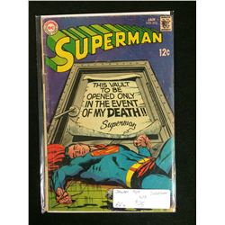 1969 SUPERMAN #213 (DC COMICS)