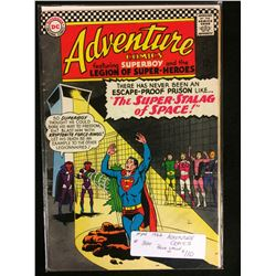 1966 ADVENTURE COMICS #344 (DC COMICS)