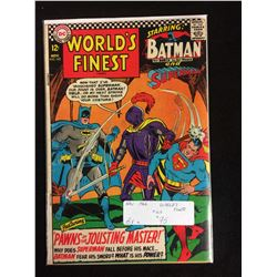 1966 WORLD'S FINEST #162 (DC COMICS)