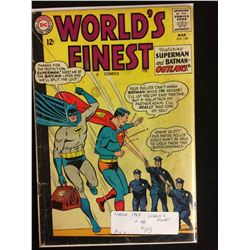 1965 WORLD'S FINEST #148 (DC COMICS)