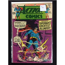 1968 ACTION COMICS #369 (DC COMICS)