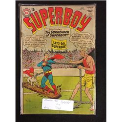 1964 SUPERBOY #110 (DC COMICS)
