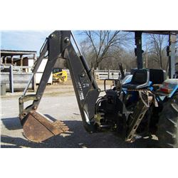 1999 WOODS GROUNDBREAKER BACKHOE ATTACHMENT, M: BH9000-1, S: 704923
