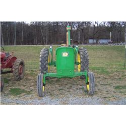 2020 JOHN DEERE TRACTOR, NEW MOTOR IN 2015, NEW CLUTCH IN 2016, HOURS SHOWING: 404, S/N 5H C016504