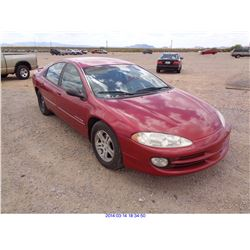 1999 - DODGE INTREPID ES