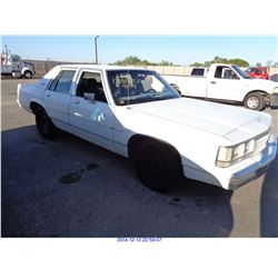 1991 - FORD CROWN VICTORIA