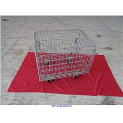 METAL ROLLING BASKETS