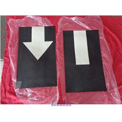 PAVEMENT MARKERS/SIGNS