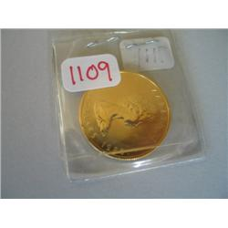 1 OZ GOLD CANADIAN COIN