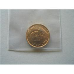 SOUTH AFRICAN 1981 1/4 OZ GOLD KRUGERRAND