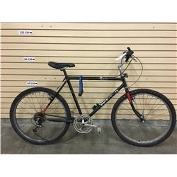 BLACK MAVERICK 15 MOUNTAIN BIKE