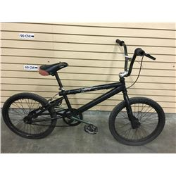 BLACK NO NAME BMX BIKE