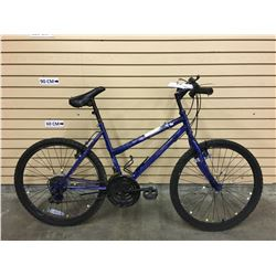 PURPLE NO NAME KID'S MOUNTAIN BIKE