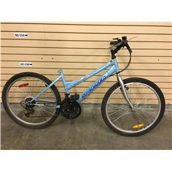 BLUE SPORTEK RIDGERUNNER KID'S MOUNTAIN BIKE