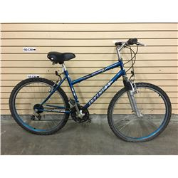 GREEN INFINITY TELLURIDE FRONT SUSPENSION MOUNTAIN BIKE
