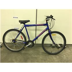 BLUE TRIUMPH LASER 15 MOUNTAIN BIKE