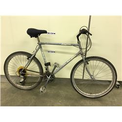 GREY RALEIGH CENTURY MOUNTAIN BIKE