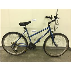 BLUE ALLERGRO THUNDER MTN MOUNTAIN BIKE