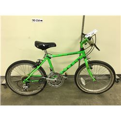 GREEN MARIN HIDDEN CANYON KIDS MOUNTAIN BIKE