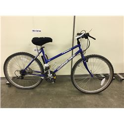 BLUE DIAMOND BACK TOPANGA MOUNTAIN BIKE