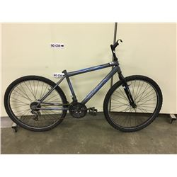 GREY HUFFY GRANITE MOUNTAIN BIKE