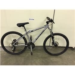 GREY KONA FIRE MOUNTAIN FRONT SUSPENSION MOUNTAIN BIKE WITH DISK BRAKES