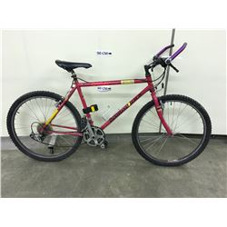 RED DIAMOND BACK DR APEX MOUNTAIN BIKE