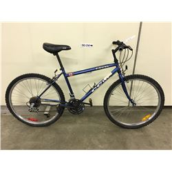 BLUE CCM EXCEL MOUNTAIN BIKE