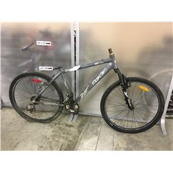 GREY RBK OREGON FRONT SUSPENSION MOUNTAIN BIKE
