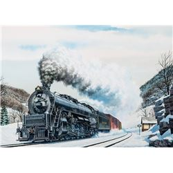 Fogg, Howard - Reading Railroad, 1960
