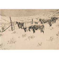 Kleiber, Hans - Down from the Hills Cattle