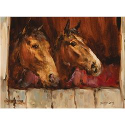 Dick, George - Stablemates