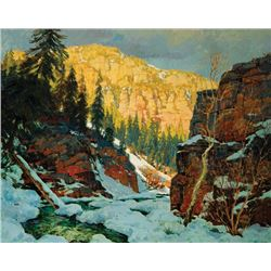 Wolton, Alan - Sun & Snow in Sedona