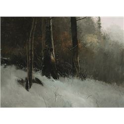 Coleman, Michael - First Snow in the Woods