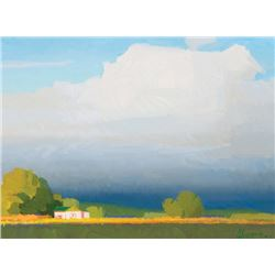 Sharer, William - Late Afternoon