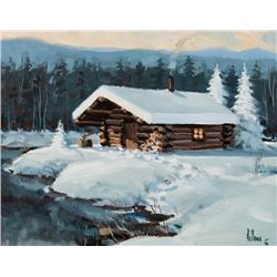 Fellows, Fred - Winter In The North Country