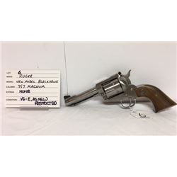 RUGER, NEW MODEL BLACKHAWK, .357 MAG