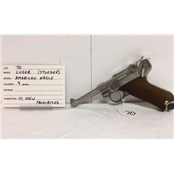 LUGER, AMERICAN EAGLE, 9MM
