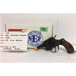 NEW ENGLAND FIREARMS, .32 S&W BLANK