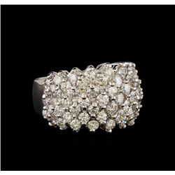 14KT White Gold 1.93 ctw Diamond Ring