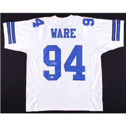 DeMarcus Ware Signed Cowboys Jersey (JSA COA)