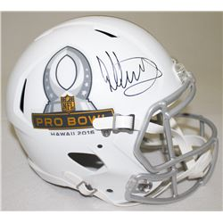 Todd Gurley Signed 2016 Pro Bowl Full-Size Speed Helmet (Radtke COA)