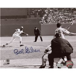 Bob Gibson Signed Cardinals 8x10 Photo (MLB)