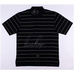 "Gary Player Signed LE ""Gary Player Collection"" Golf Polo (UDA COA)"