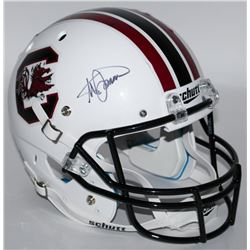 Steve Spurrier Signed South Carolina Gamecocks Full-Size Helmet (Radtke Hologram)
